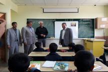وزیر آموزش و پرورش سرزده از مدارس جوادآباد ورامین بازدید کرد