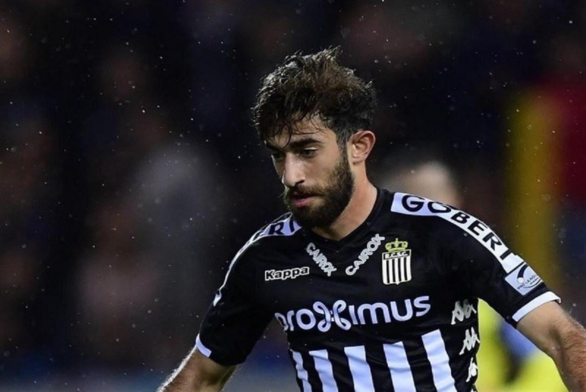 برد پرگل شارلروا با قلی زاده در لیگ بلژیک