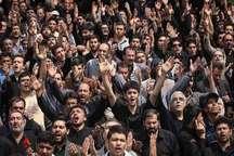 برگزاری اجتماع بزرگ فاطمیون در استان یزد