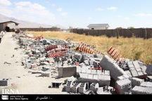 30 هکتار ساخت و ساز غیرمجاز در دماوند تخریب شد