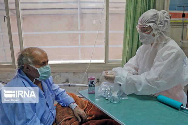 ۴۲ بیمار کرونایی در جهرم شرایط تنفسی نسبتا مناسبی دارند