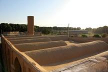 مرمت مسجد جامع ساوه ادامه دارد