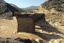 بازسازی و احداث پلهای روستایی تخریب شده در ملایر