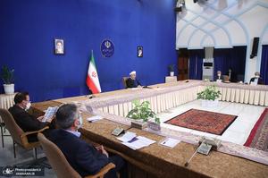 نشست رییس جمهور با جمعی از فعالان اقتصادی