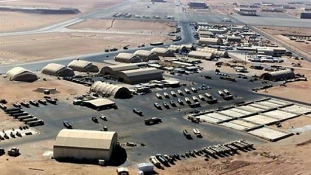 روایت رسانه های عراقی از حمله موشکی به پایگاه هوایی بلد