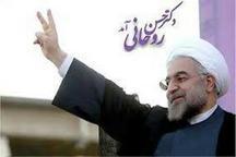 دفتر ستاد تبلیغاتی روحانی در آران و بیدگل افتتاح شد