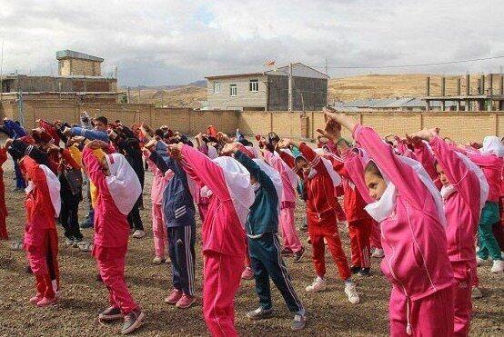برنامههای ورزشی در مدارس استان اردبیل هدفمند میشود