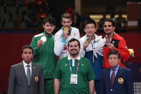 ملی پوش کاراته ایران: المپیک 2020 را به راحتی از دست نمی دهم/ قطعی دانستن سهمیه اشتباه است