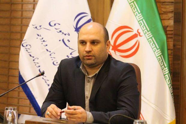 مسعود حلاج پور مدیرکل میراث فرهنگی، گردشگری و صنایع دستی گیلان شد