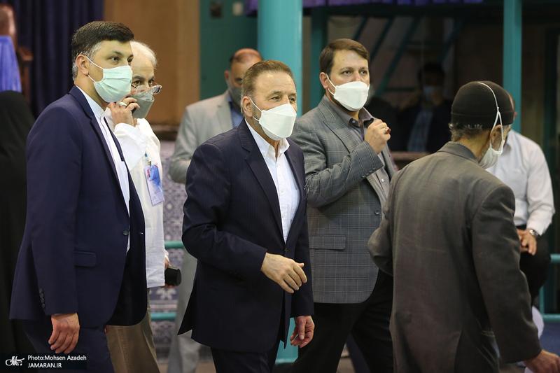 انتخابات 1400 در حسینیه جماران - 2