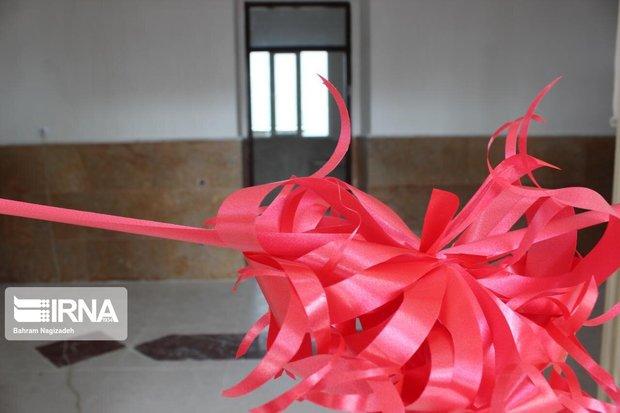 خوابگاه دخترانه قلعه رئیسی افتتاح شد