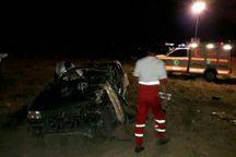 واژگونی خودرو هفت نفر را راهی بیمارستان کرد