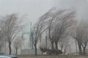 پیش بینی وزش باد و افزایش پوشش ابر در لرستان