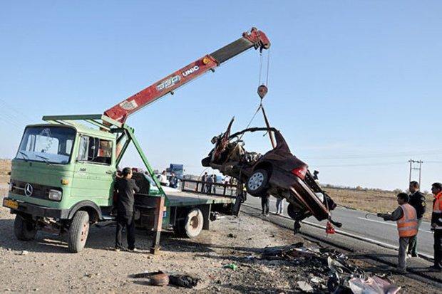 848 نفر در سال گذشته در جاده های خوزستان کشته شدند