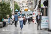 ابلاغ پروتکل بهداشتی به اصناف خطر کرونا در تهران هنوز وجود دارد