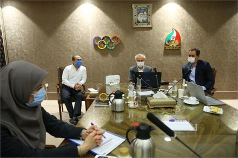 سجادی: در المپیک 2020 مراسم پرچم برگزار نخواهد شد وحضور تماشاگران بسیار محدودخواهد بود