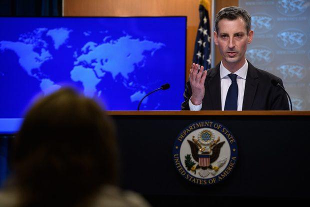 اعلام موضع وزارت خارجه آمریکا در خصوص انتخابات ایران