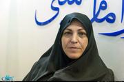 رئیس جدید فراکسیون زنان انتخاب شد