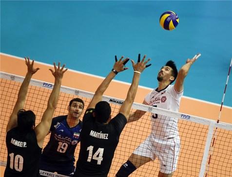 کارشناس والیبال: ذخیره های ایران عملکرد قابل توجهی داشتند/ تیم ملی در شرایط سخت خوب نتیجه می گیرد