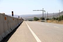 خط کشی و ایمنسازی 800 کیلومتر از جادههای  آذربایجان غربی